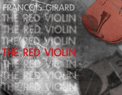 The Red Violin Deconstructivism Poster