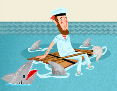 Toilers on the Sea