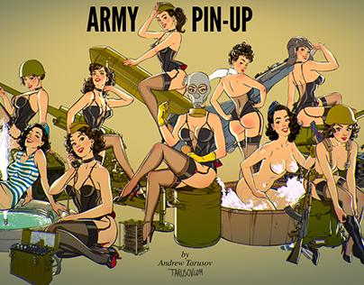 Army Pin-Up