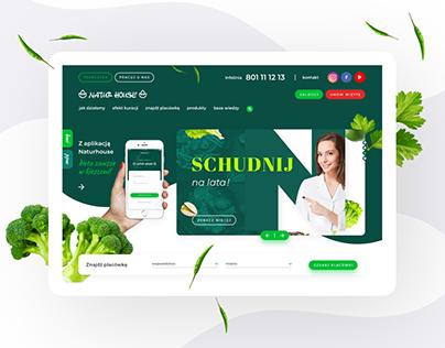Naturhouse website