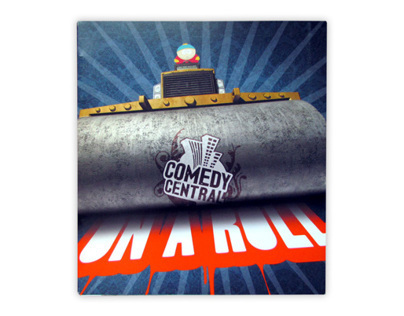 Comedy Central Up-Front Brochure