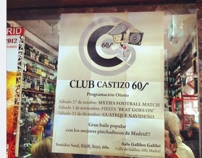 Club Castizo 60s