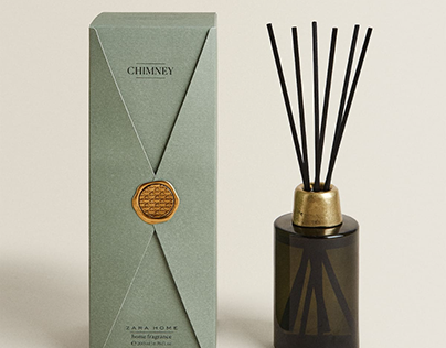 Custom Designed Reed Diffuser Boxes