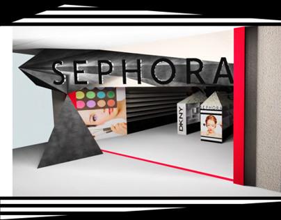 SEPHORA Re-Design