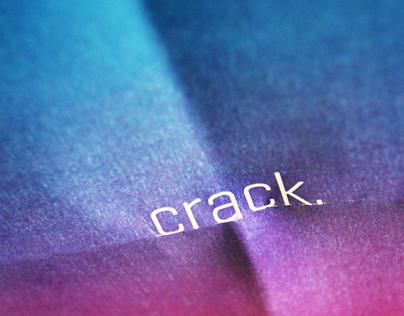 Crack.