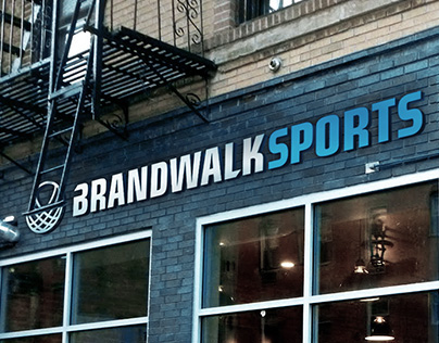Brandwalk Sports - Webdesign