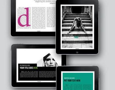Tablet Urban Magazine