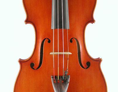 An Italian Viola by Antonio Capela, Cremona 1968