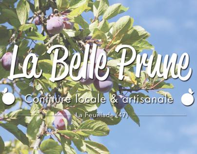 La Belle Prune - Confiture locale et artisanale