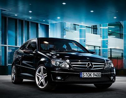 Mercedes CLC Provoke Silence