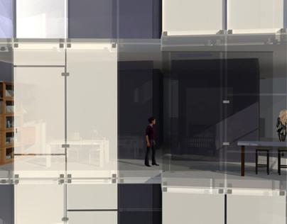 שכבות - פרויקט מגורים בתל אביב