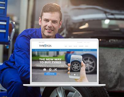 TyreStock Au : Webdesign & Website