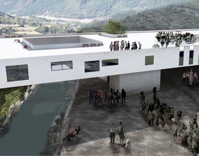 מרכז לשיקום הנוף - פרויקט מורכב בספרד