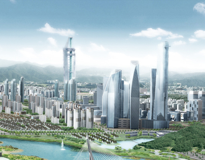 City Tower - International Idea Competition - Korea