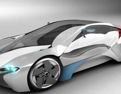 Concept Car Bmw I8