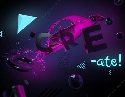 Create! - Illustration