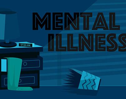 2d Animation | Mental illness