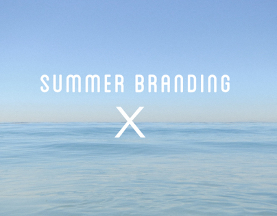 Summer Branding Speculatives