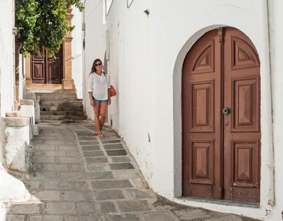 Greek epic journey