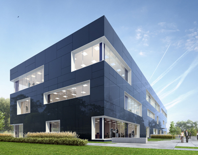 Commercial buildings - visualizations