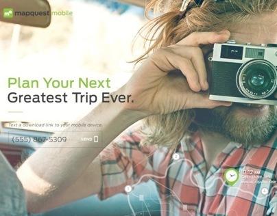 MapQuest –Mobile App Site