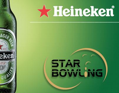 Flyer: Novidade! Heineken no Star Bowling