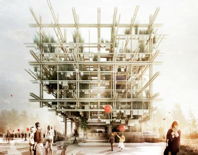 Austrian Pavilion - EXPO 2015 Milano