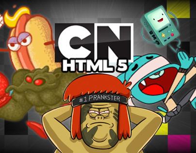 Cartoon Network Minigames