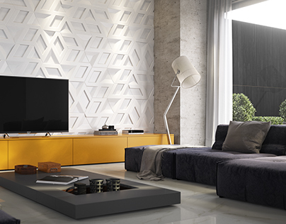 Infinity Exagon | Living Room