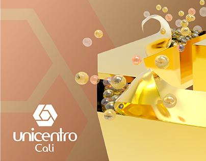 Campaña de navidad Unicentro