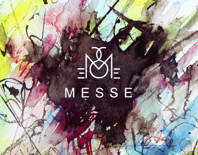 Branding for the music band MESSE