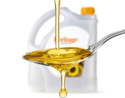Heritage Oil Packaging