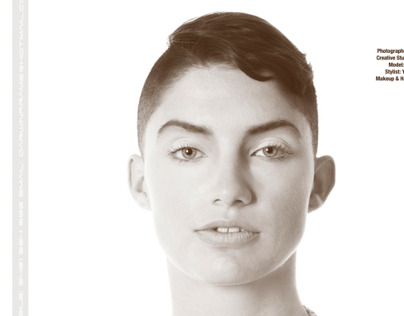 LOOK BOOK: JULIA ANDROGYNOUS