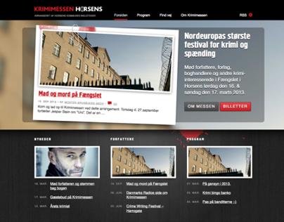 Krimimessen Horsens 2013