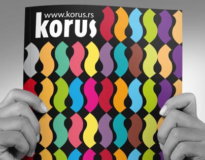 Rebranding for Korus company