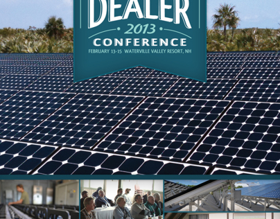 Program Guide for altE Dealer Conference (12 pages)
