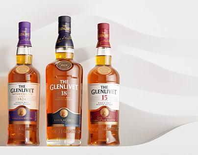 JDO rebrands The Glenlivet