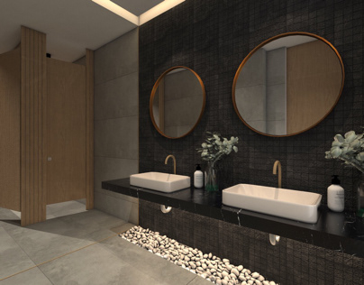 Interior Design - Public Space @ Kemang