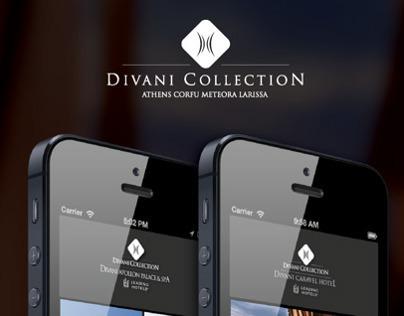 DIVANI COLLECTION HOTELS APP