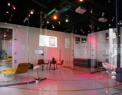 BTicino Concept Space a San Francisco │ 2007-2008