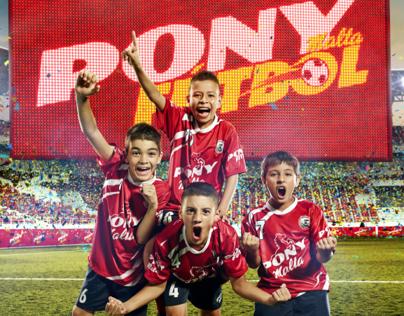Pony Fútbol. Grandes desde Pequeños.