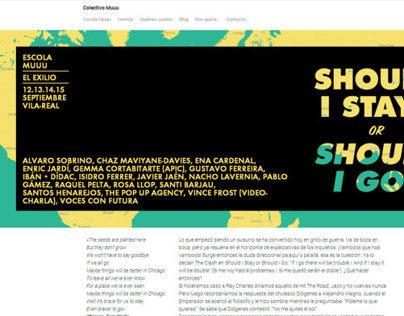 Colectivo Muuu website