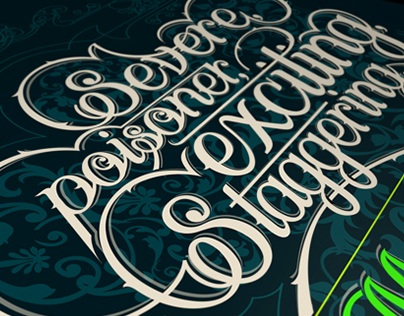 Spina Typeface