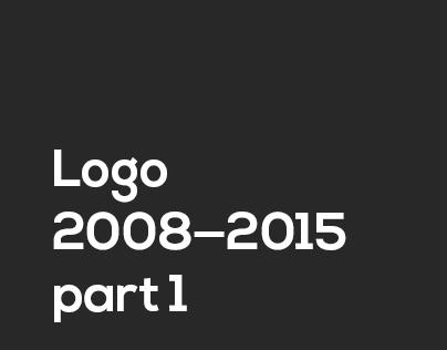 Logos 2008—2015 part 1