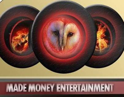MADE MONEY ENTERTAINMENT BRAND/LOGOBUSINESSSP RICKYKEYS