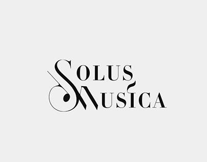 Logo Variations for Solus Musica