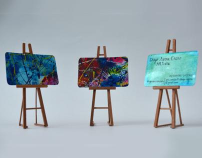 Artistadas (Tarjetas)