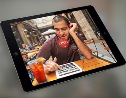 DISH Amobee iPad Unit