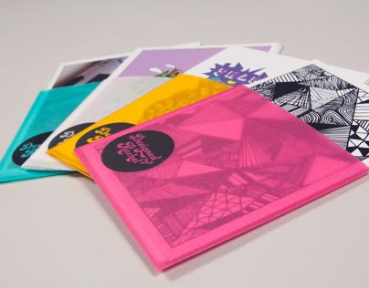 Personal Identity & Portfolio Cards