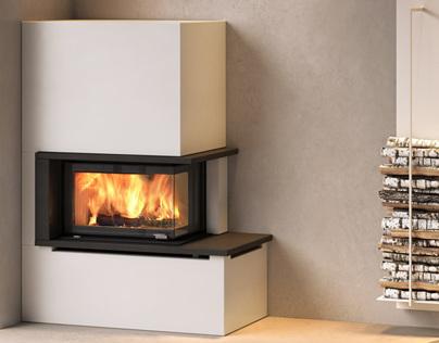 Norwegian Fireplaces